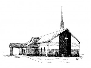 New Church Drawing 10