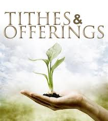 tithes & offerings graphic